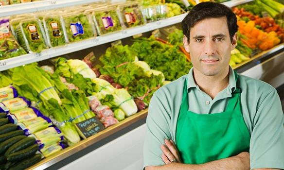 a description of a busy supermarket How to write a market description we would like to offer our services in the up-and-coming south end of the city where young, busy professionals are.